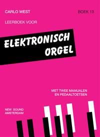 Carlo West: Elektronisch Orgel 13