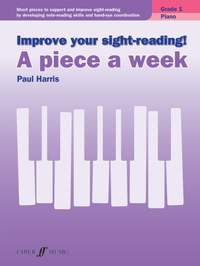 Improve your Sight Reading! A Piece a Week