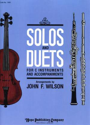 Solos & Duets for C Instruments & Accompaniments