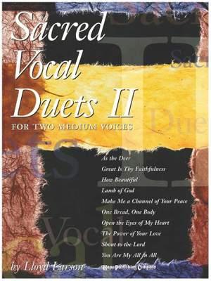 Sacred Vocal Duets II
