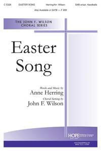 Anne Herring: Easter Song