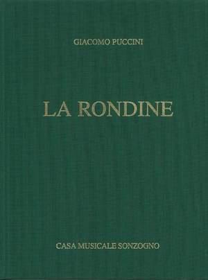 Giacomo Puccini: Rondine Opera Completa (It - Eng)