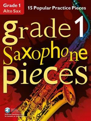 Grade 1 Alto Saxophone Pieces Product Image