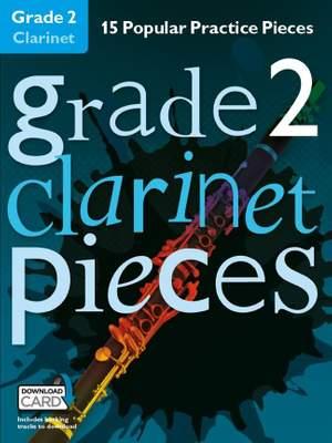 Grade 2 Clarinet Pieces Product Image