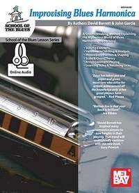 David Barrett: Improvising Blues Harmonica