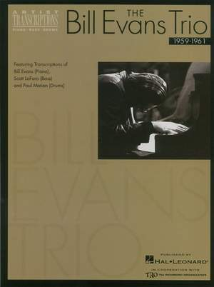 The Bill Evans Trio - Volume 1 (1959-1961)