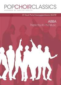 Pop Choir Classics: ABBA - Thank You For The Music