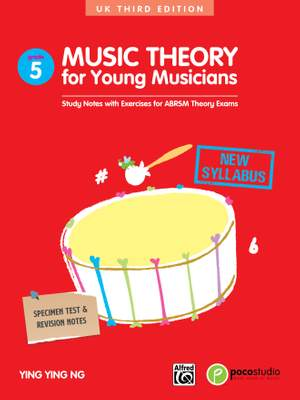 Ng, Ying Ying: Music Theory for Young Musicians 5 3ED