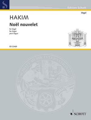 Hakim, N: Noel nouvelet