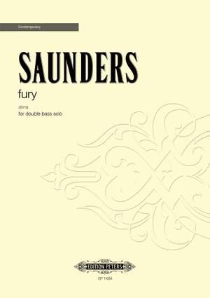 Saunders, Rebecca: fury