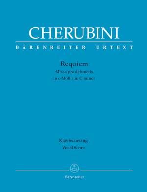 Cherubini, Luigi: Requiem in C minor
