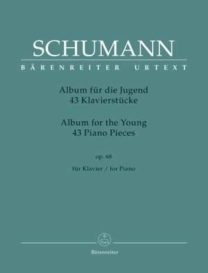 Schumann, Robert: Album for the Young, op. 68