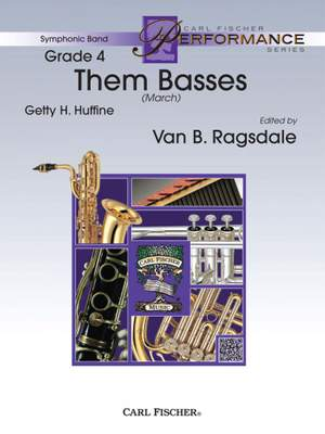 G. F. Huffine: Them Basses Product Image