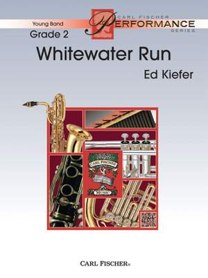 Ed Kiefer: Whitewater Run Product Image