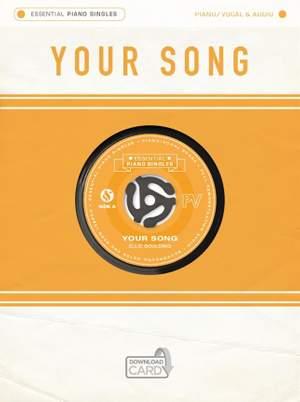 Ellie Goulding_Elton John: Essential Piano Singles: Your Song