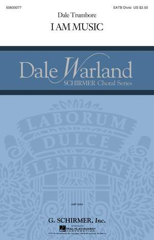 Dale Trumbore: I Am Music