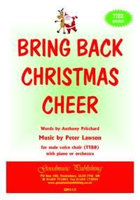Peter Lawson: Bring Back Christmas Cheer
