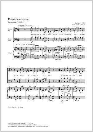 Janca, Jan: Requiem aeternam