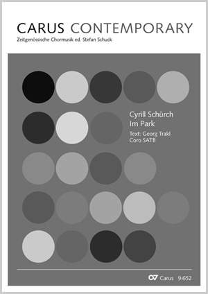 Schürch, Cyrill: Im Park