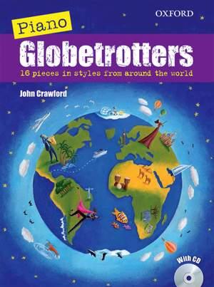 Crawford, John: Piano Globetrotters + CD