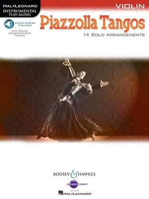 Piazzolla, A: Piazzolla Tangos Violin