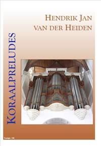 Hendrik-Jan Van de Berg: Koraalpreludes