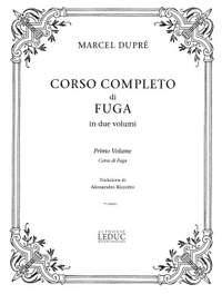 Rizzotto Dupre: Corso Completo Di Fuga- Primo Volume Corso Di Fuga