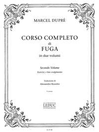 Rizzotto Dupre: Corso Completo Di Fuga Secondo Volume