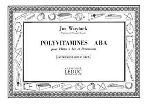 Jos Wuytack: Polyvitamines