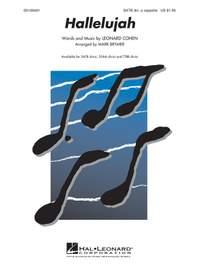 Leonard Cohen: Hallelujah - TTBB a Cappella