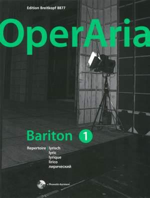 OperAria Baritone Volume 1: Lyric