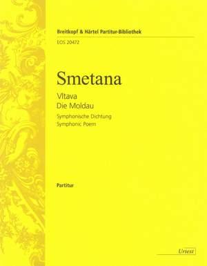 Smetana, Bedrich: Mein Vaterland Nr.2 Die Moldau (Vltava)