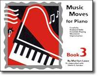 Marilyn Lowe: Music Moves for Piano: Student Book 3