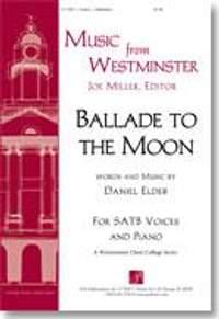 Daniel Elder: Ballade to the Moon