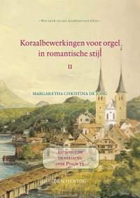 Margaretha Christina de Jong: Introductie en variaties over Psalm 25
