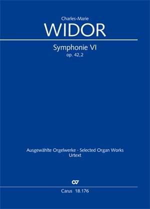 Widor: Symphonie VI