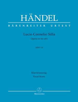 Händel, Georg Friedrich: Lucio Cornelio Silla HWV 10