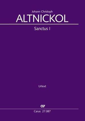 Altnickol: Sanctus I