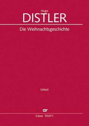 Distler: Die Weihnachtsgeschichte