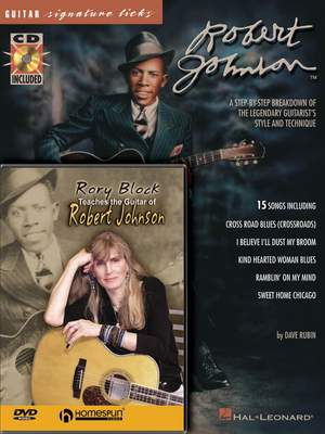 Robert Johnson: Robert Johnson Bundle Pack Product Image