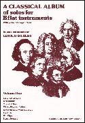 Classical Album for B Flat Insts Book 1