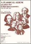 Classical Album for E Flat Insts Book 2