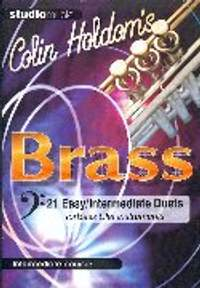 Colin Holdom: 21 Easy/Intermediate Duets (Playing Score)