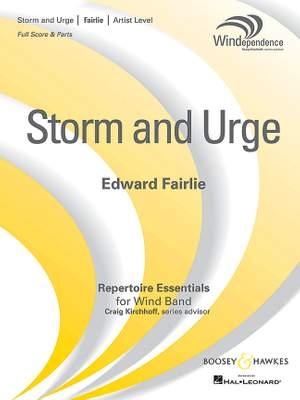 Fairlie, E: Storm and Urge
