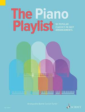 Carson Turner, B: The Piano Playlist