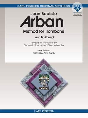 Jean-Baptiste Arban: Method for Trombone