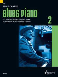 Blues Piano 2 (French Edition)   Vol. 2
