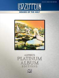 Led Zeppelin: Houses of the Holy Platinum Bass Guitar