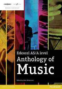 Edexcel AS/A Level Anthology of Music