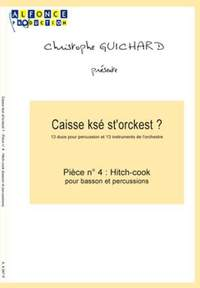 Christophe Guichard: Hitch-Cook